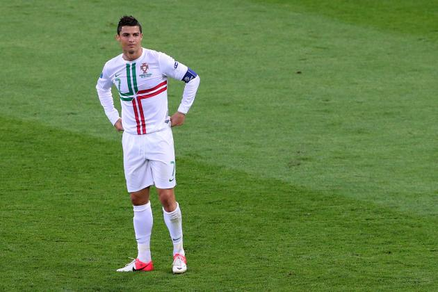 Cristiano Ronaldo and the 7 Most Underwhelming Players at Euro 2012