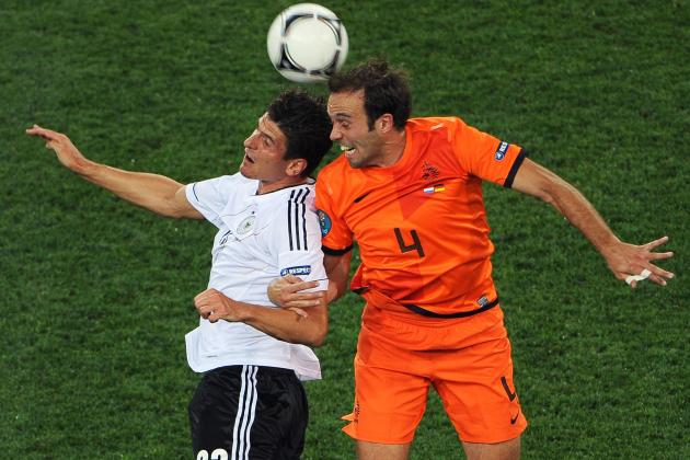 Euro 2012: 10 Things We Learned from Netherlands vs. Germany