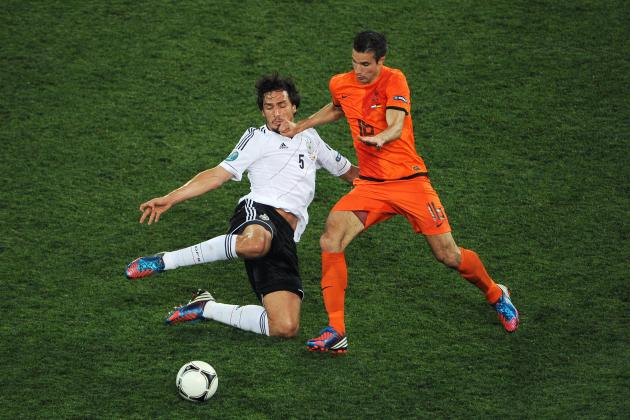 Euro 2012 Scores: 4 Defenses in Dire Need of Improvement After Crushing Defeats