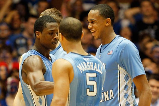 UNC Basketball: Which Tar Heels Will Benefit Most from Big 3's Departure?