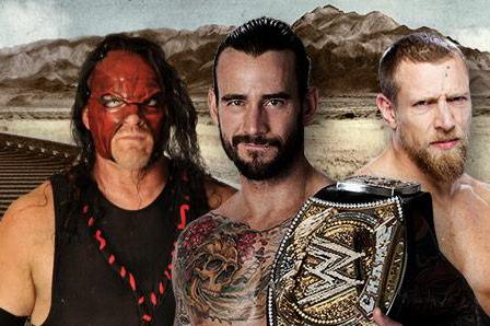 WWE No Way Out 2012: 5 Twists & Turns the Triple Threat Match Could Take