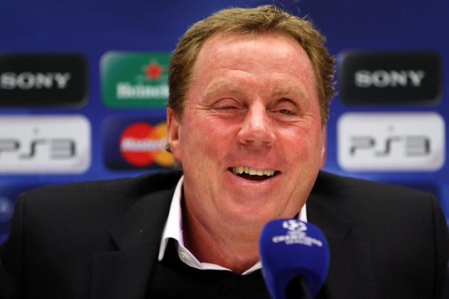 Tottenham's 10 Best Moments Under Harry Redknapp