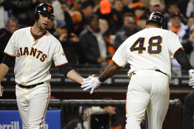 Mapping out the San Francisco Giants' 1st-Base Plan for the Rest of 2012