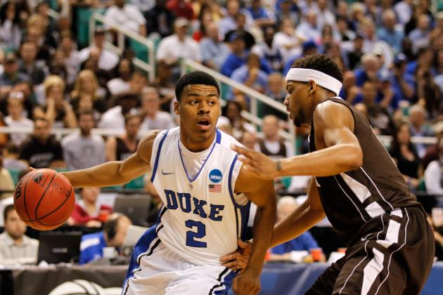 Duke Basketball: Why Quinn Cook Has to Learn to Be Coach K's Floor General