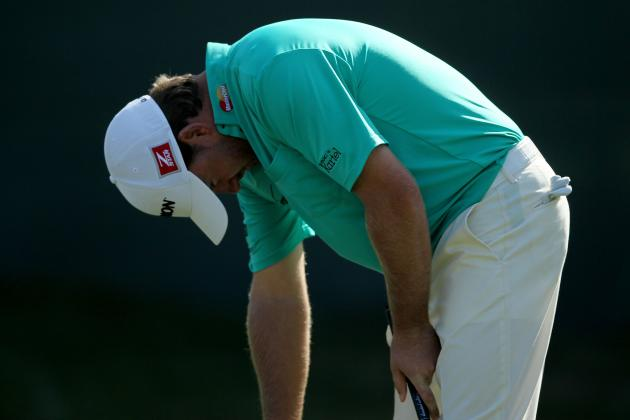 US Open Golf 2012: Best Foreign-Born Players Still in the Mix
