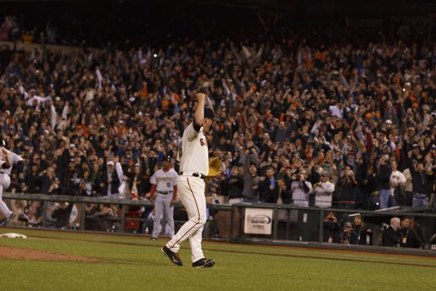 Matt Cain Makes Giants History: Perfection in Pictures
