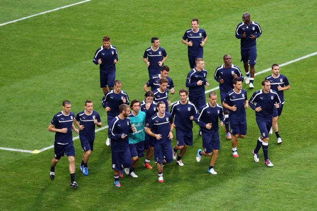 Euro 2012 Preview: 3 Keys for Italy Against Croatia