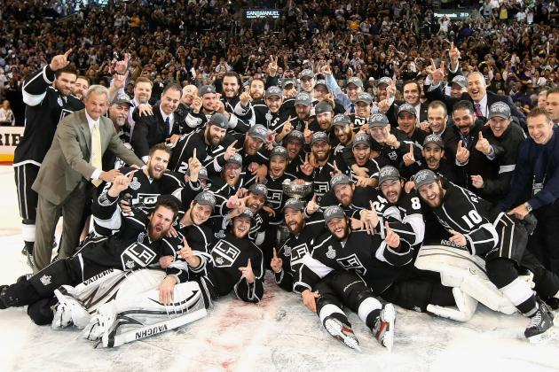 Los Angeles Kings: 4 Biggest Issues Facing Stanley Cup Champs in Offseason