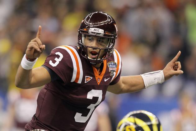 2013 NFL Draft: Logan Thomas and Superstars in the Making