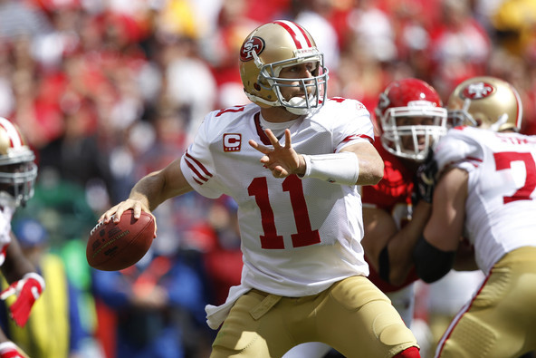 2012 NFL: Alex Smith, Robert Griffin III and Other Surprise Breakout Players