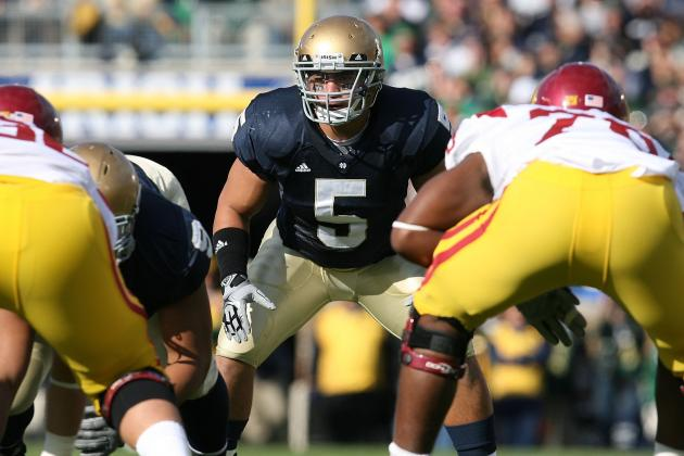 Where Does Manti Te'o Rank Among Notre Dame's 20 All-Time Best Defensive Players