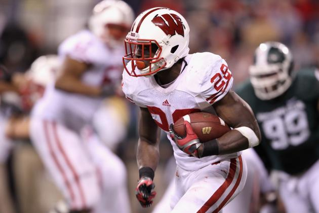 Where Does Montee Ball Rank Among Wisconsin's All-Time Greatest Players?