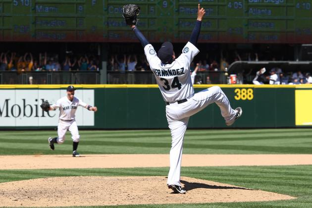 Ranking Felix Hernandez Among All 23 Perfect Games in Baseball History