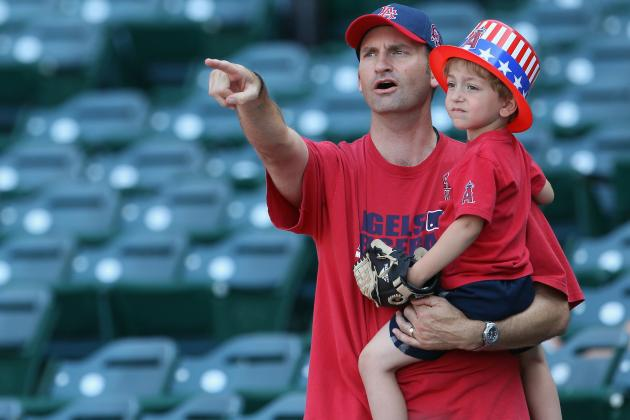 Baseball: 5 Best Father's Day Matchups