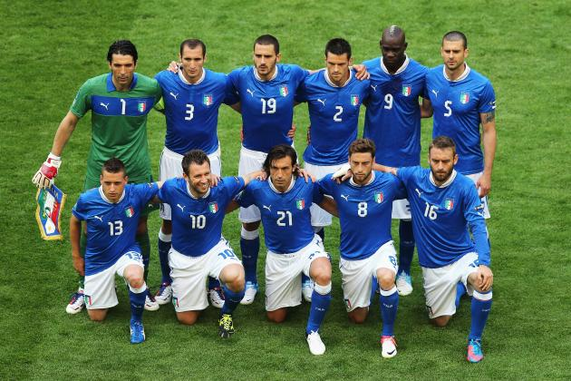Why Italy's Tactics Make Them a Sleeper to Win Euro 2012