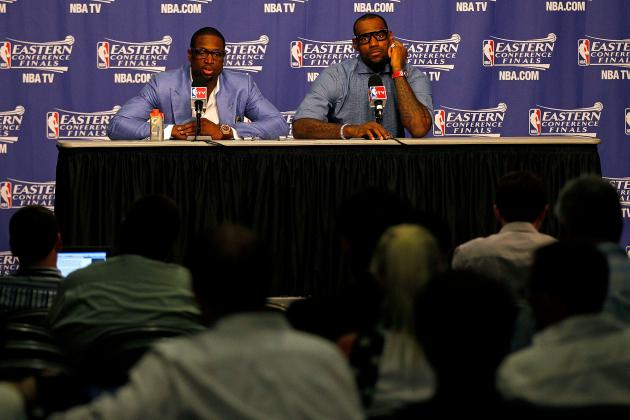The 8 Dumbest Controversies in the 2012 NBA Playoffs
