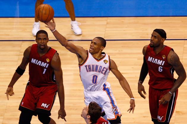Heat vs. Thunder: 10 NBA Finals That Deserved Higher Ratings Than Game 1