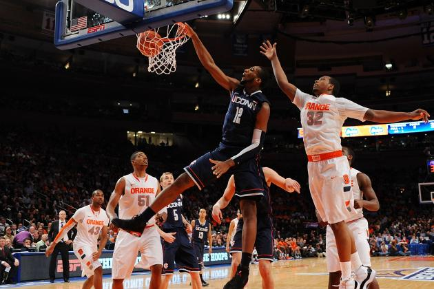 NBA Draft 2012: Ranking the 10 Best Center Prospects