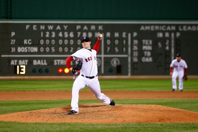Which Boston Red Sox Starter Is the Best Bet to Throw a Perfect Game?