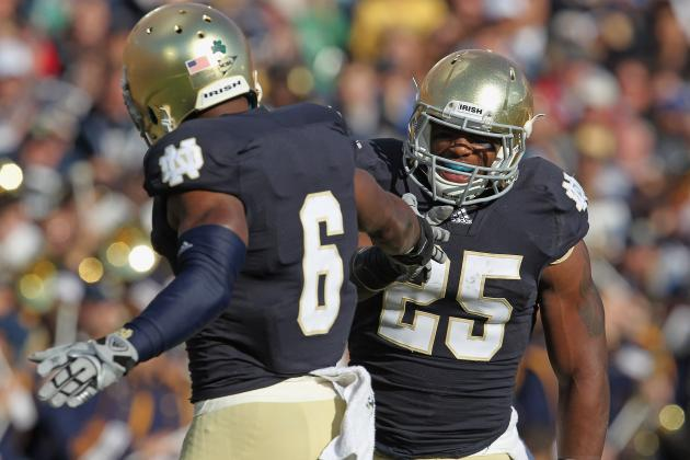 Notre Dame Football: 5 Players Who Will Outperform Their 2011 Seasons