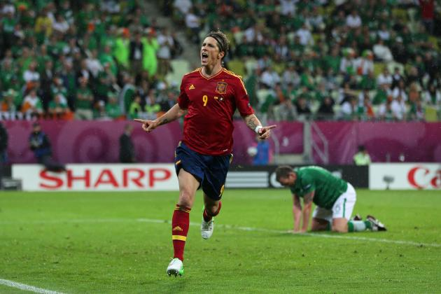 Spain v Republic of Ireland: Rating the Spanish Players in Euro 2012 Group C