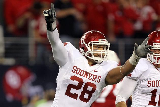 Oklahoma Sooners Football: Top 5 Linebackers of the Bob Stoops Era