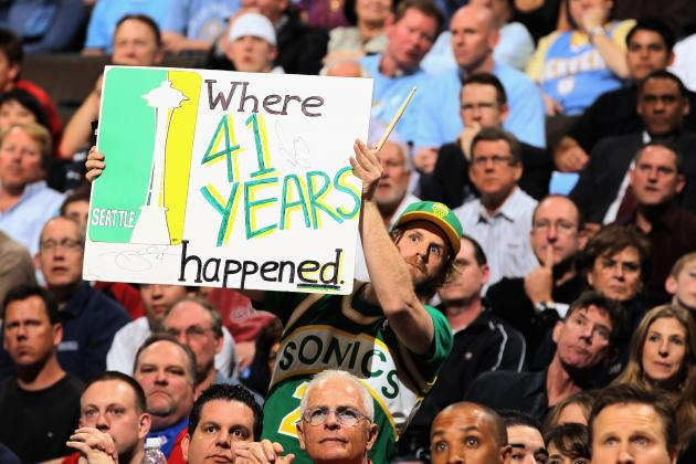 #SonicsRally: Twitter Reacts to Seattle's Rally to Bring Back the Sonics
