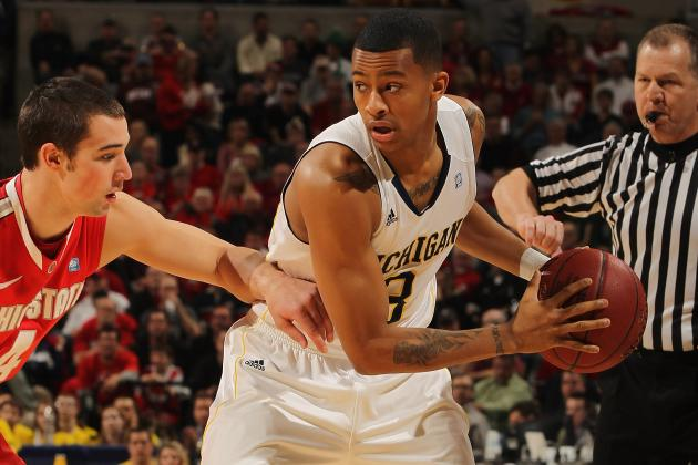 Power Ranking Trey Burke and the Big Ten Point Guards