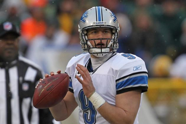 Detroit Lions: 5 Reasons Matthew Stafford Can Surpass His 2011 Numbers