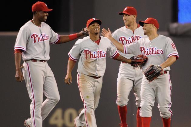 How the Philadelphia Phillies Have Stayed Afloat Despite Injuries