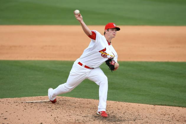 St. Louis Cardinals: Re-Ranking Their Top 10 Prospects After 2012 MLB Draft