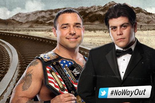 WWE No Way Out 2012: A Look at 7 Tuxedo Matches from the Past