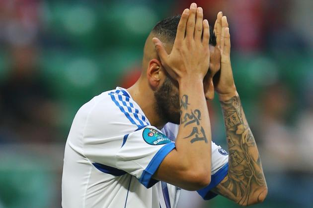 Euro 2012: 5 Things Greece Need to Do to Beat Russia