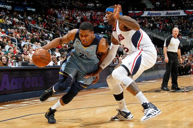 NBA Rumors: 8 Reasons Memphis Grizzlies Must Resist Trading Rudy Gay