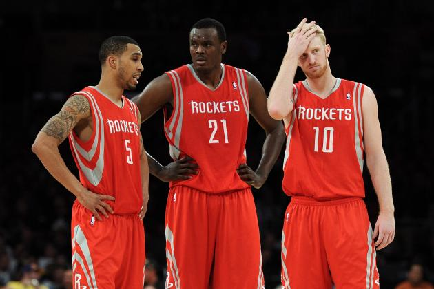 Predicting What Houston Rockets' Rotation Will Look Like Next NBA Season