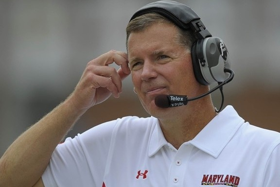 Hot Seat: Will 2012 Make or Break Coach Randy Edsall's Future at Maryland?