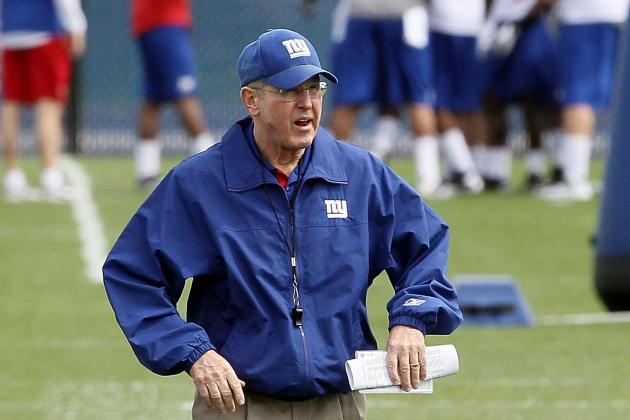 Predicting Two-Deep New York Giants Depth Chart, Pre-Training Camp