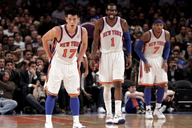 New York Knicks: 7 Reasons Jeremy Lin Will Bridge Gap Between Melo and Amar'e