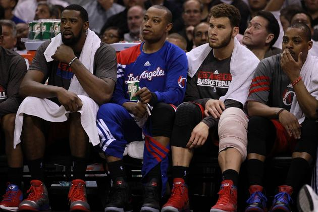 L.A. Clippers: Predicting Every Starter for 2012-13 Season