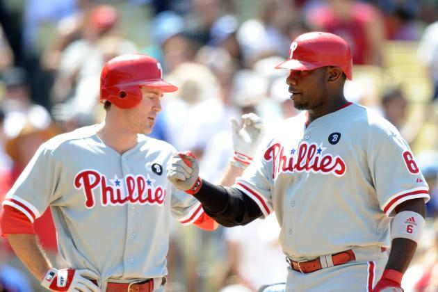 8 Reasons to Believe in Ryan Howard, Chase Utley This Season