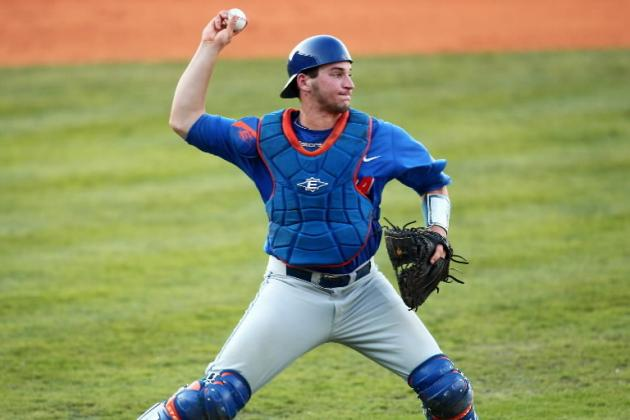 College World Series 2012: Mike Zunino and 5 Players Who Will Explode onto Scene