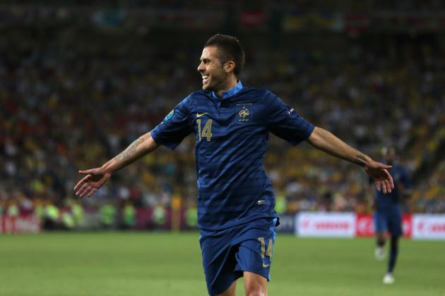 France vs. Ukraine: 5 Things We Learned from Euro 2012 Group D Match
