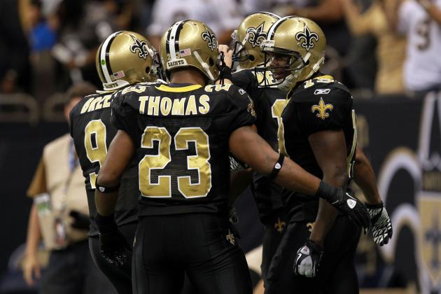 11 Early Winners & Losers of the New Orleans Saints' Offseason