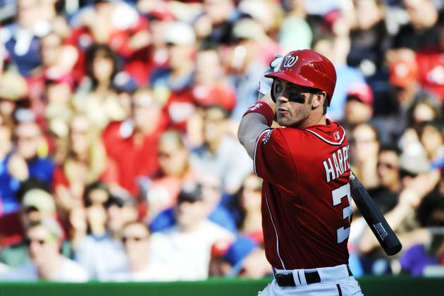 Bryce Harper vs. Yankees and Top 10 Interleague Weekend Storylines to Watch