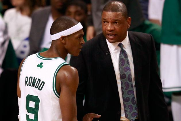Boston Celtics: Predicting the Celtics Starting Lineup for 2012-13 Season