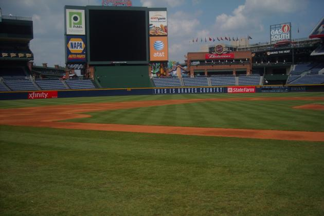 Top 5 Aspects of Turner Field