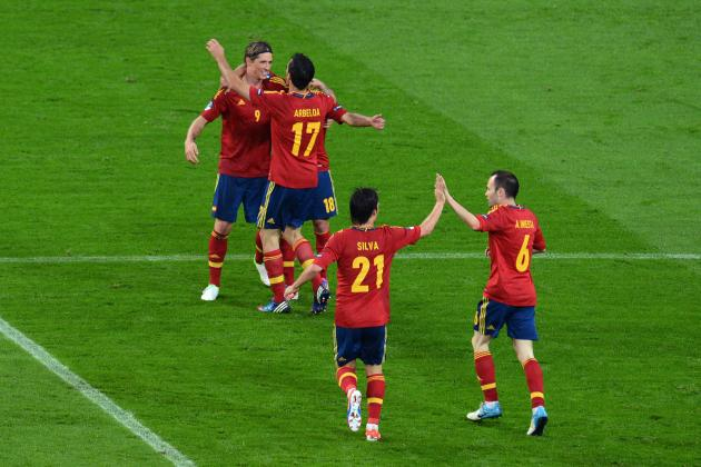 Euro 2012: Matchday 2 Review and Matchday 3 Predictions
