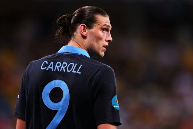 Andy Carroll: 5 Reasons Roy Hodgson Was Right to Pick Him