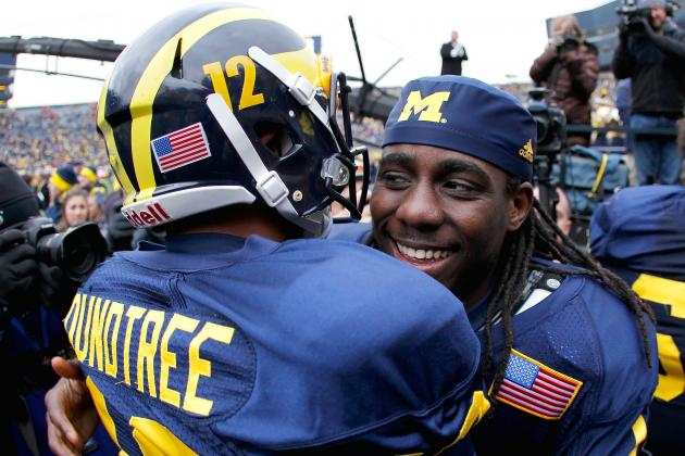 Michigan Football: Picking Every 2012 Game on the Board Against the Spread