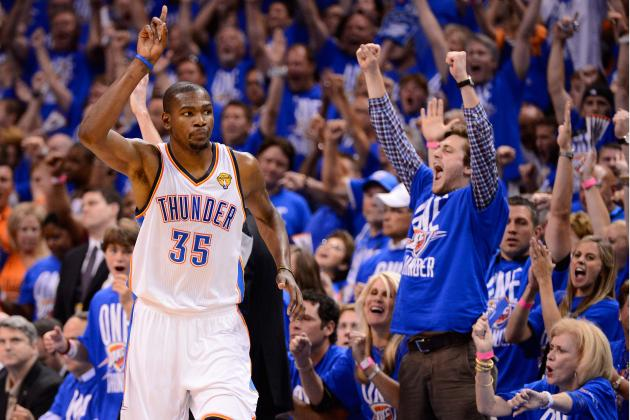 NBA Playoffs 2012: 7 Reasons OKC Thunder Will Win It All